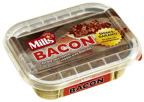 Mills Ovnsbakt Baconpostei