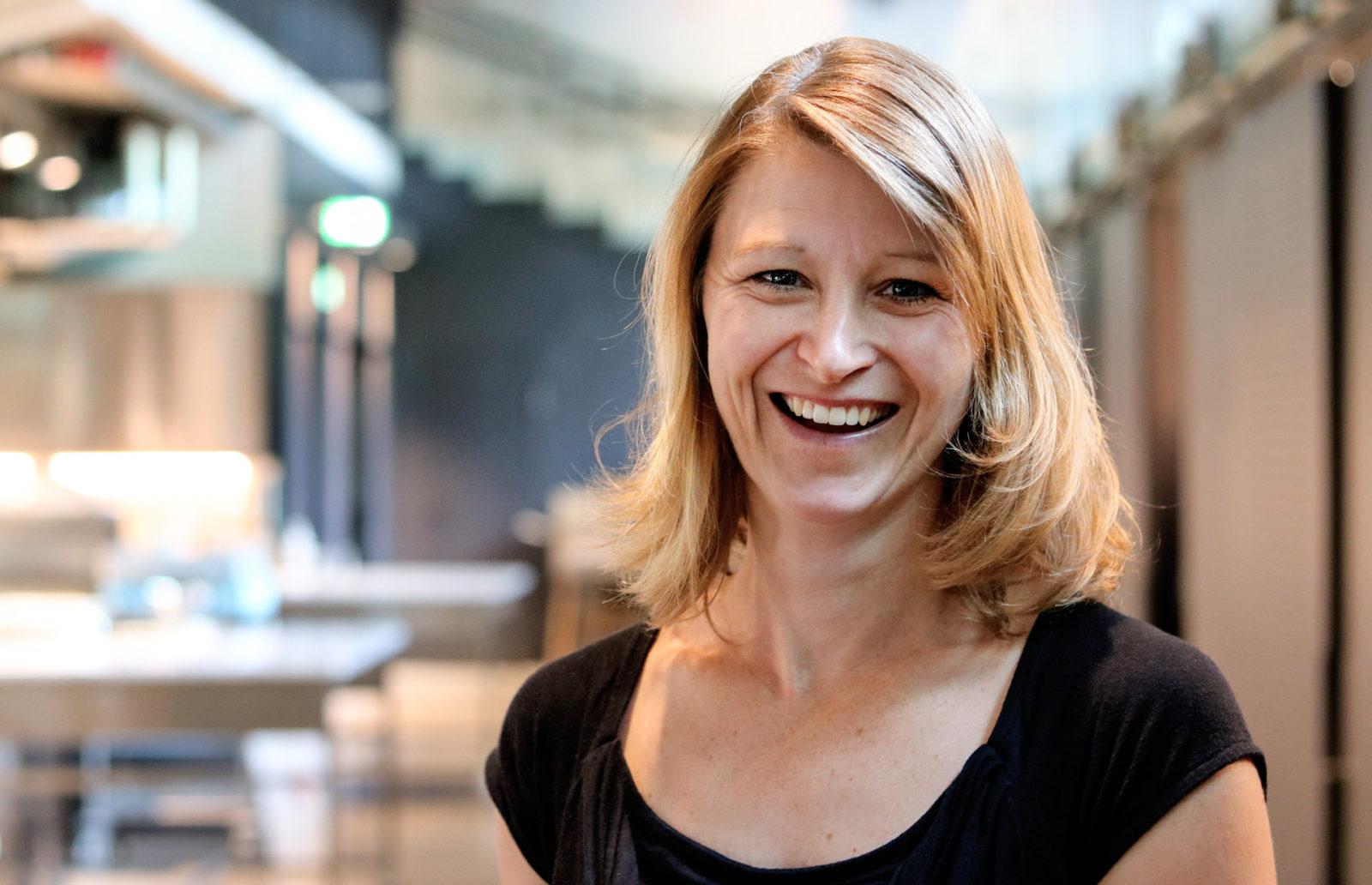Klinisk ernæringsfysiolog Lena Leder