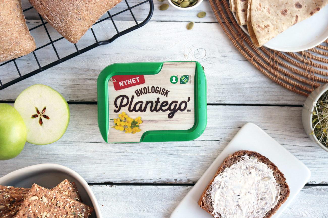 Plantego' smørbart plantefett