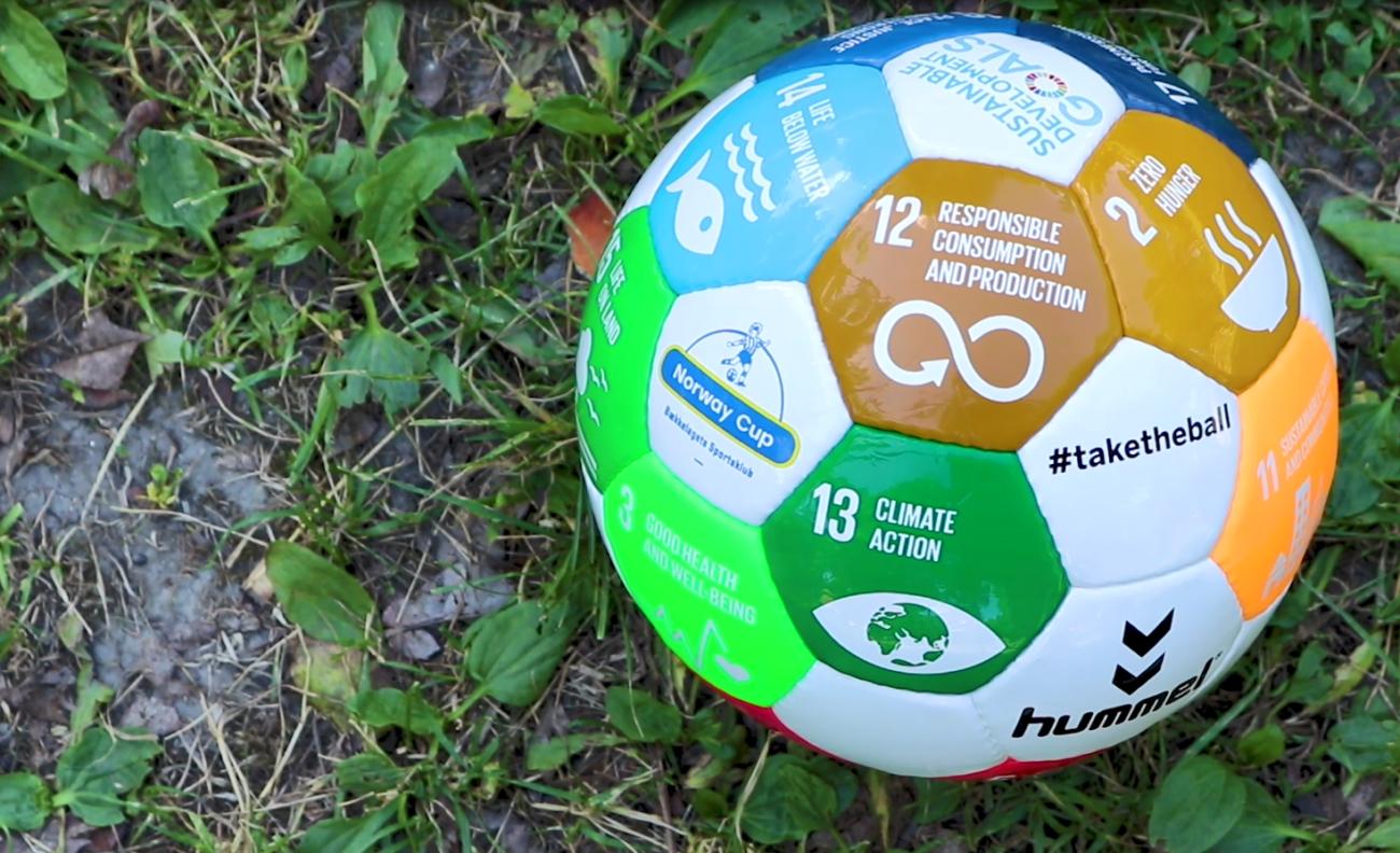 Bærekraftsballen