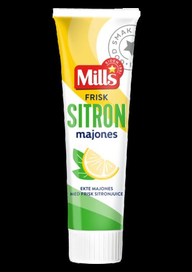 Mills smaksmajones med sitron