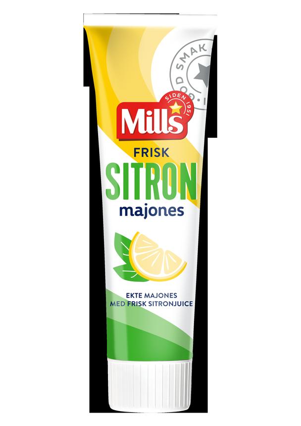 Mills Sitronmajones