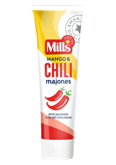 Mills smaksmajones med chili