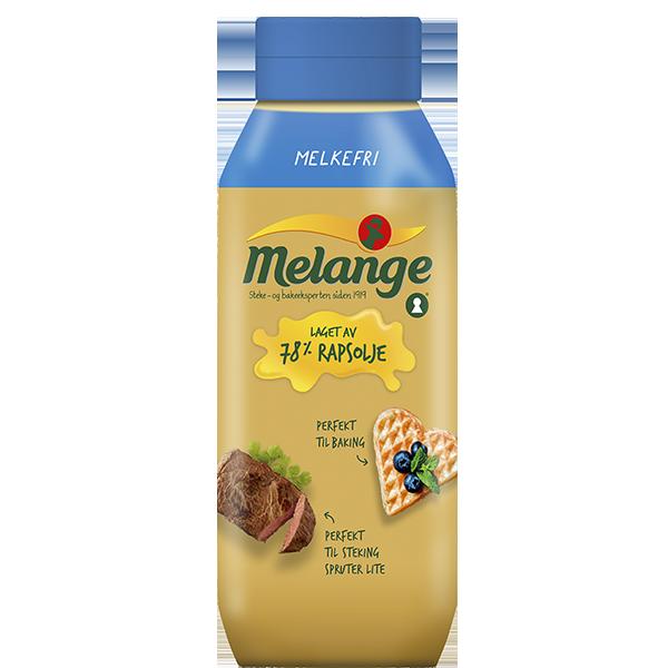 Flytende Melange Melkefri og Vegansk