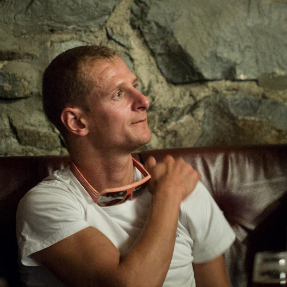 Gerhard Sletten. Foto.