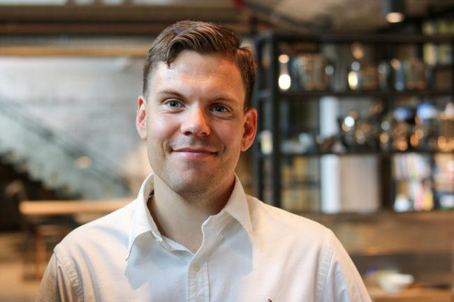 Profilbilde Joakim Antonsen