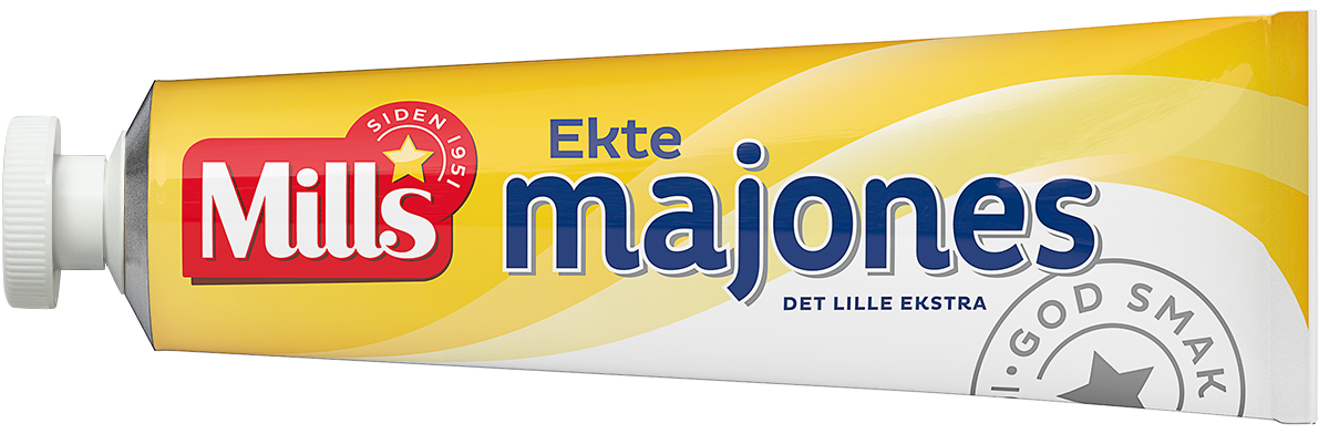 Mills Ekte Majones