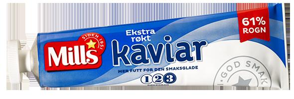 Mills Ekstra Røkt Kaviar
