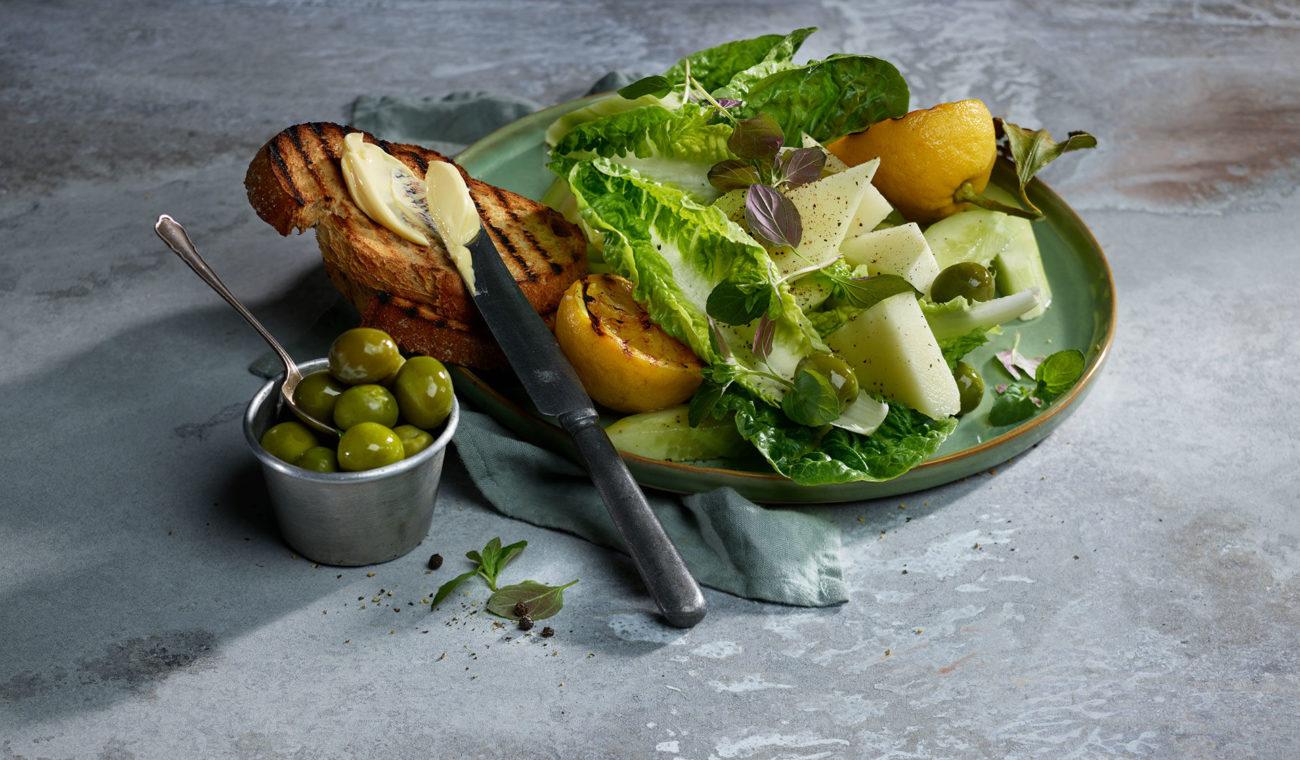 Olivero salat