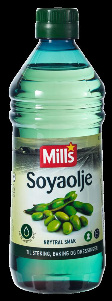 Mills Soyaolje