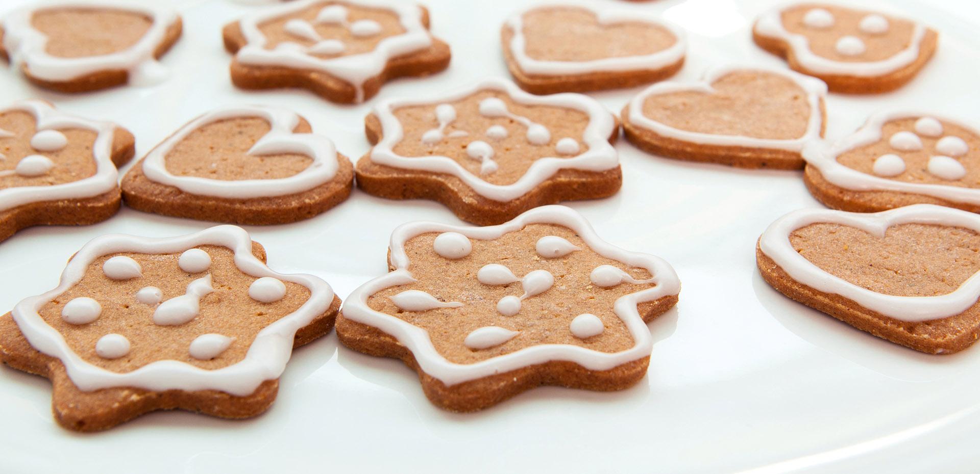 Oppskrift på glutenfrie pepperkaker
