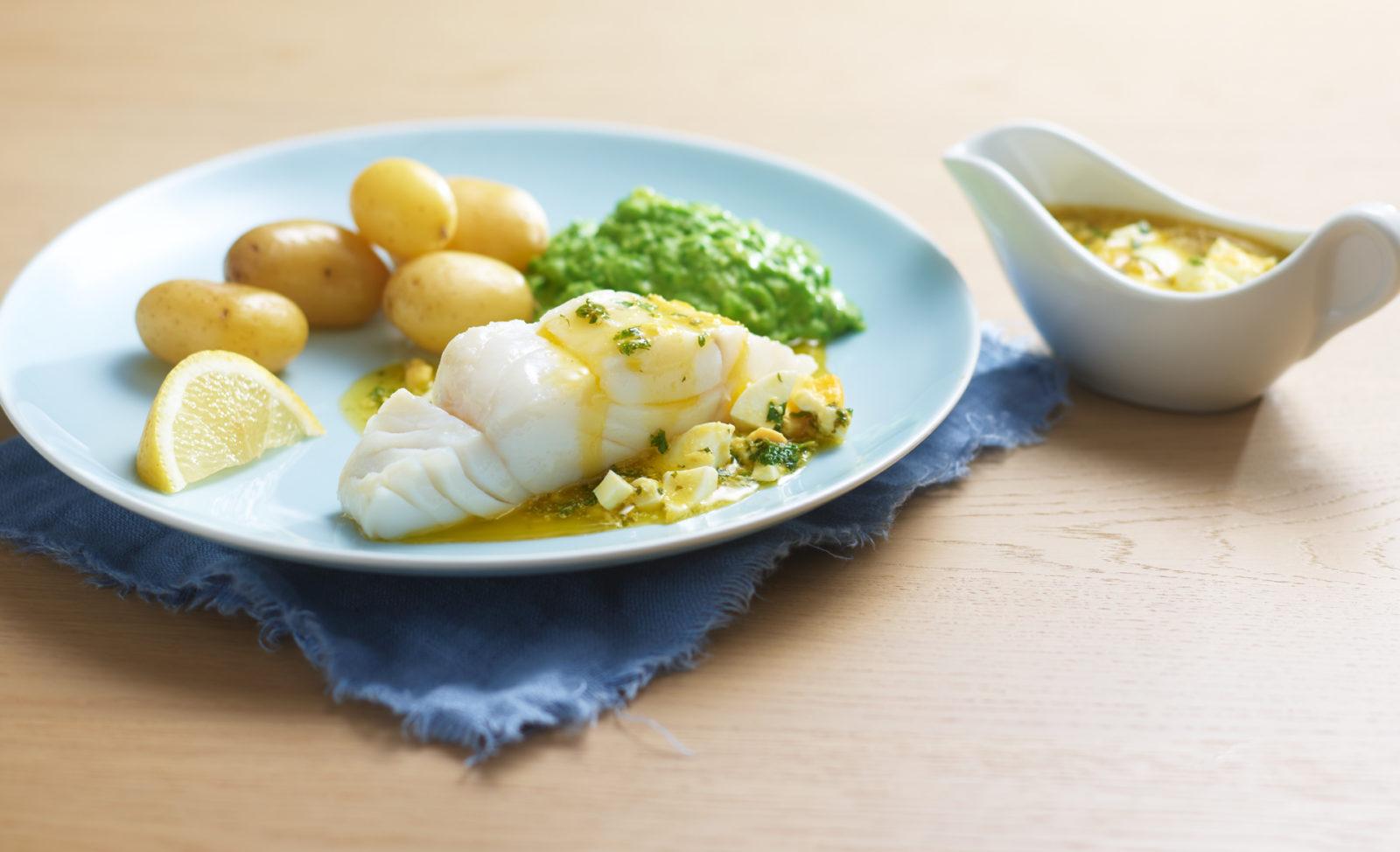 mat med torsk