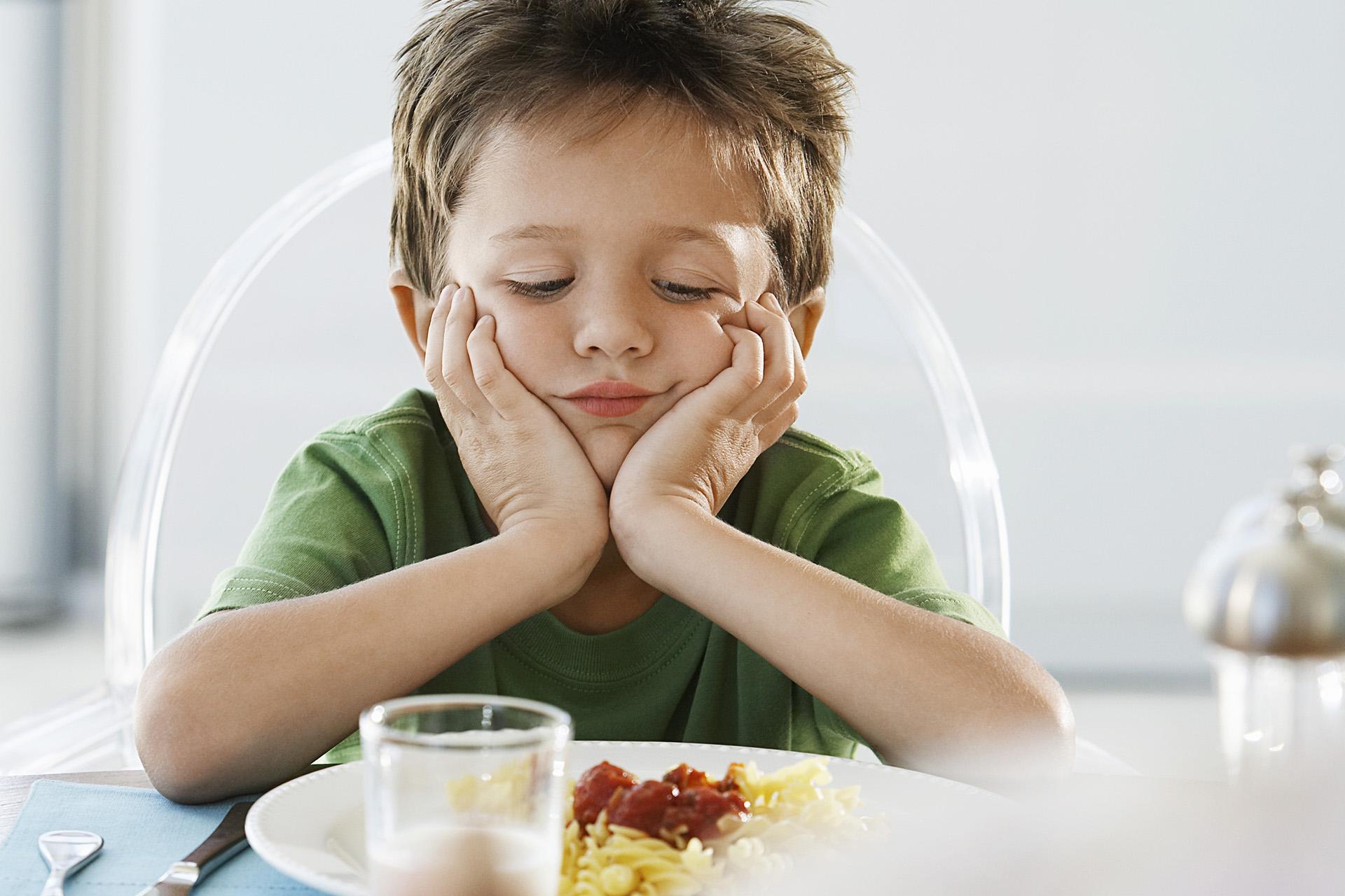 Matro få barn til å spise