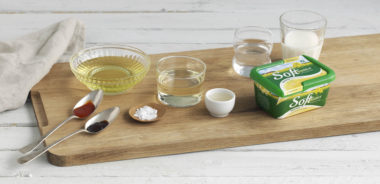Ingredienser i margarin