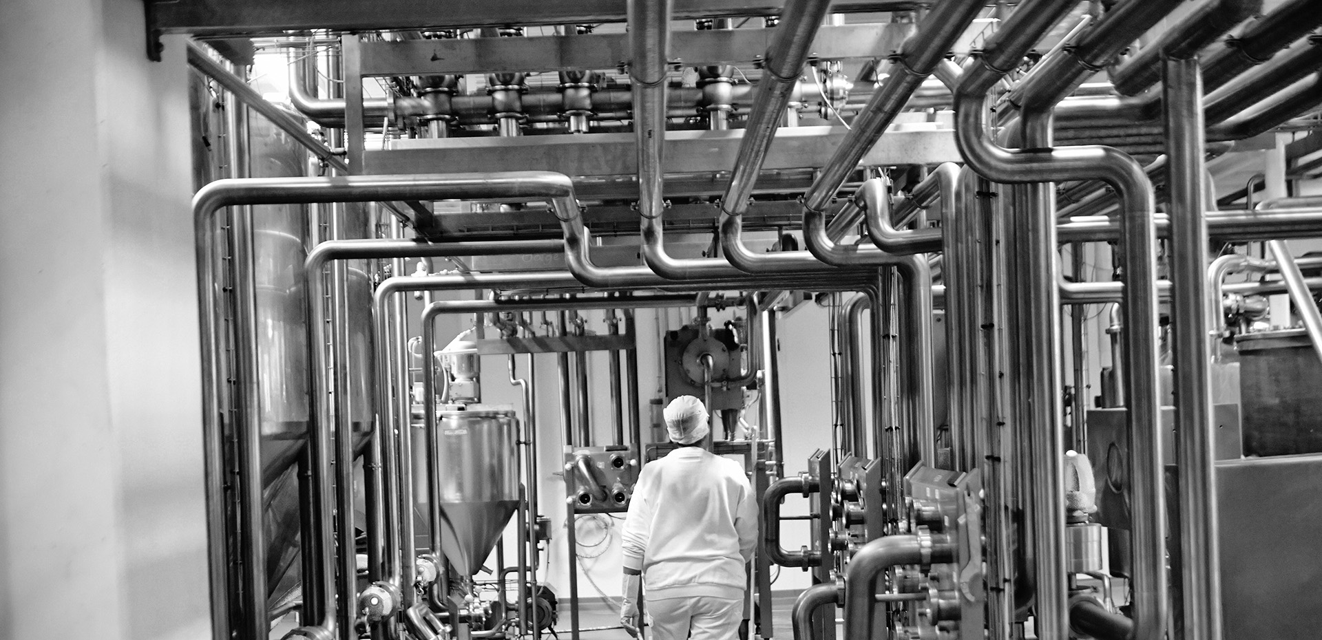 Miljøbilde fra fabrikken i Fredrikstad