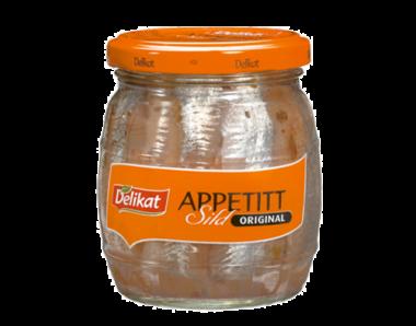 Delikat Appettit Sild Original