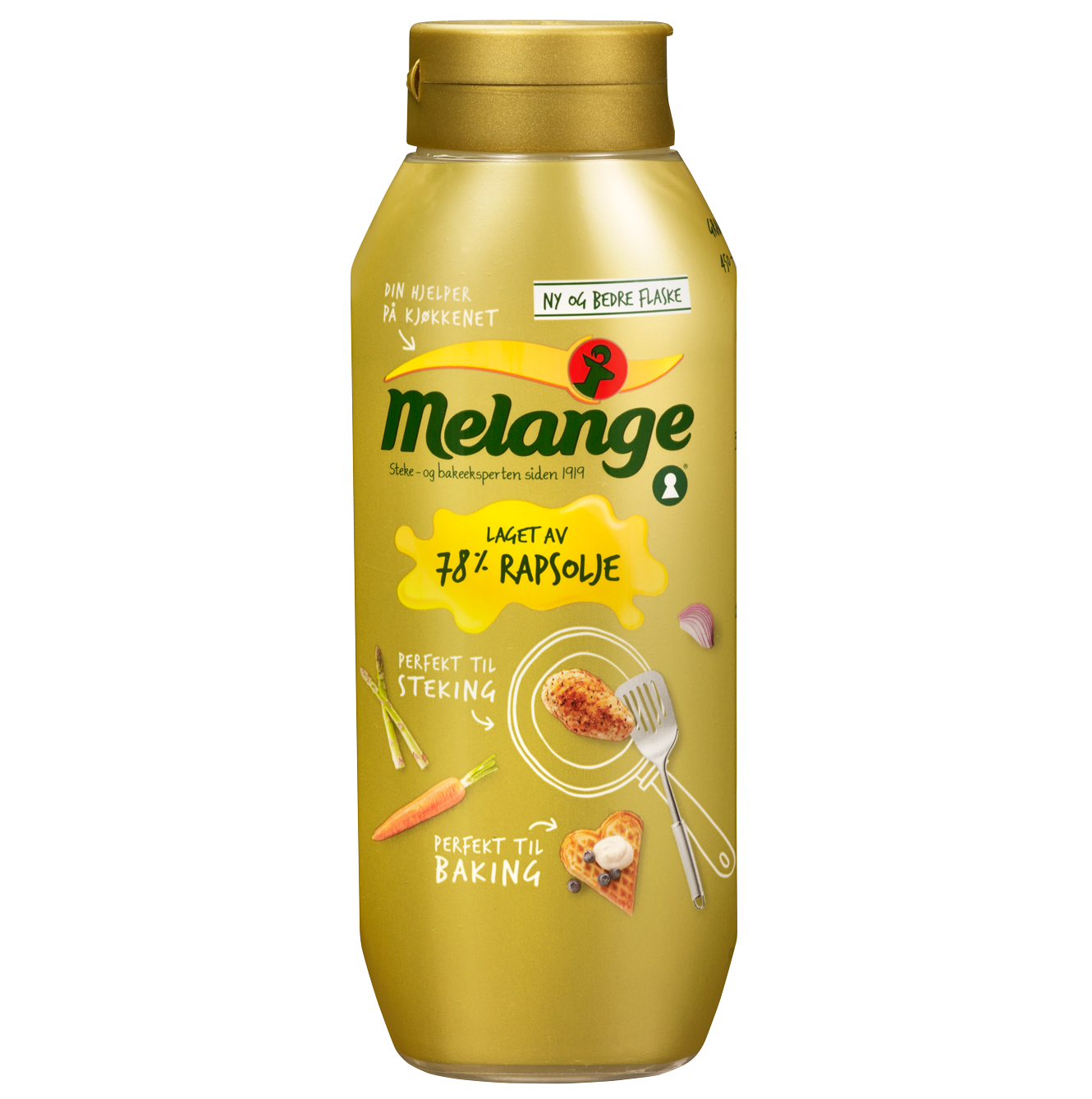 Flytende Melange