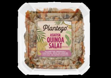 Plantego Asiatisk quinoasalat. Pakningsbilde.