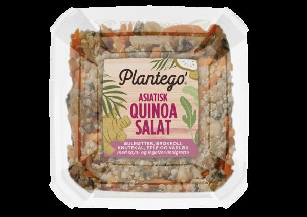 Plantego' Asiatisk quinoasalat