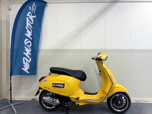 Olivero scooter