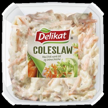 Delikat coleslaw