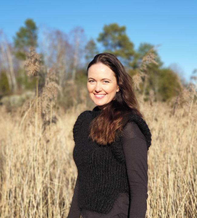 Direktør for bærekraft og samfunnskontakt Emilie Olderskog