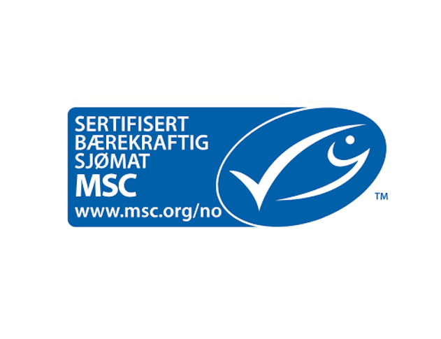 MSC sertifisering