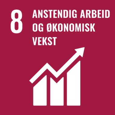 FNs bærekraftmål 8