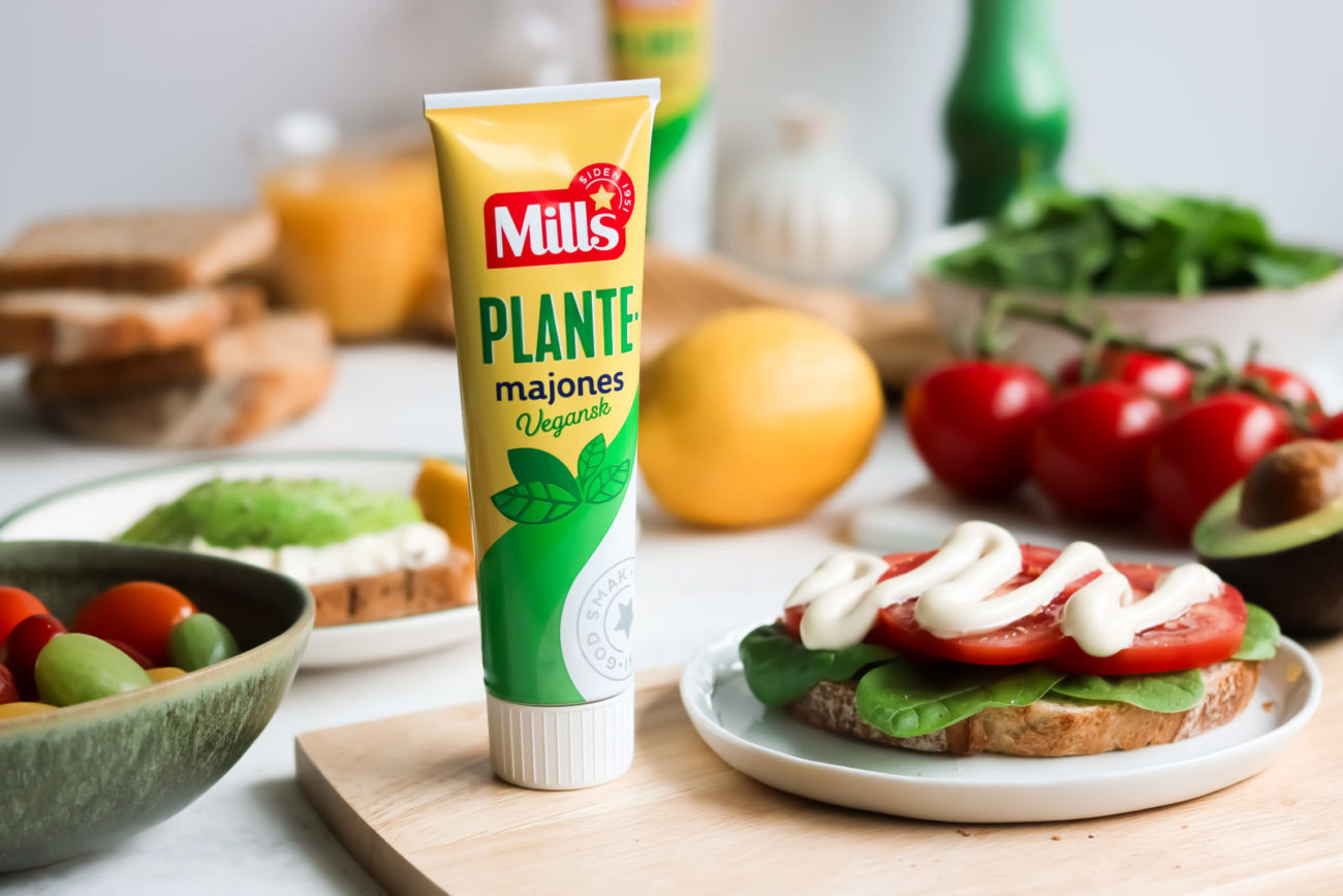 Mills lanserer Plantemajones