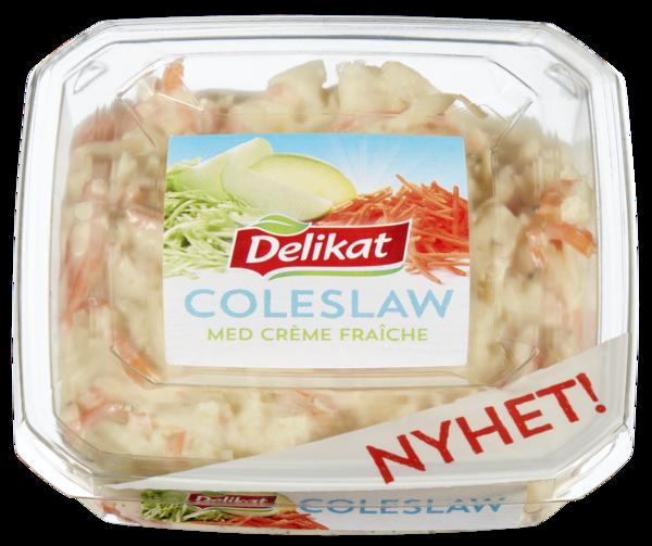 Delikat Coleslaw 8 x 200 g