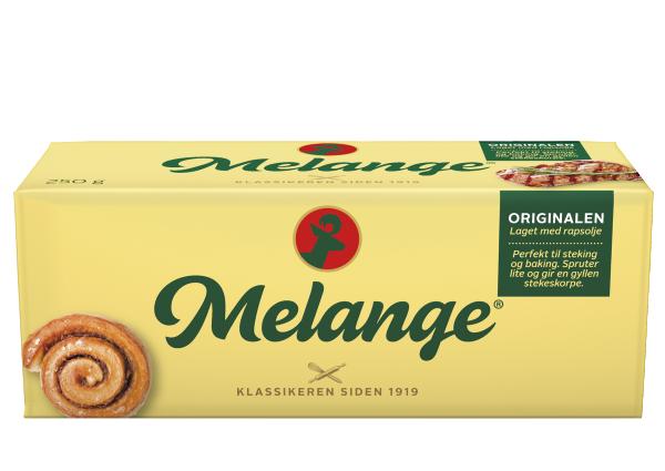 Melange Margarin 18 x 500g