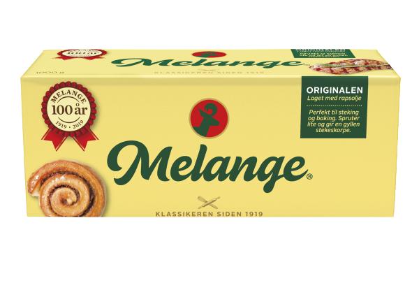 Melange Margarin 12 x 1 kg
