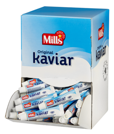 Mills Kaviar kuvert 18g