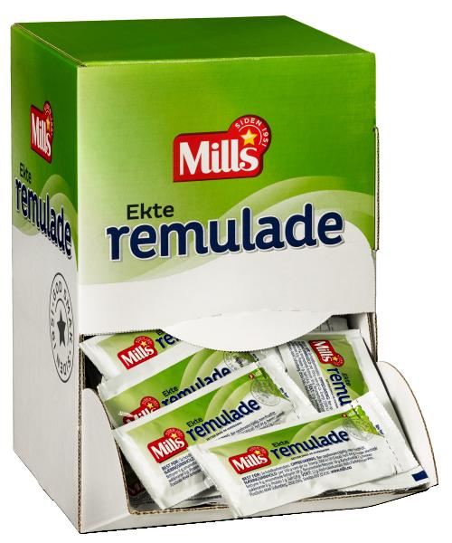 Mills Remulade kuvert 115×12 g