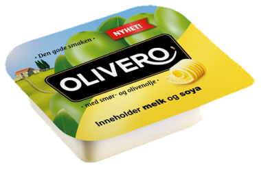 Olivero kuvert 10g