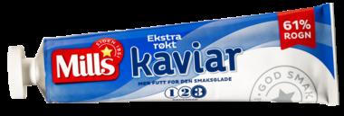 Mills kaviar ekstra Røkt 185g