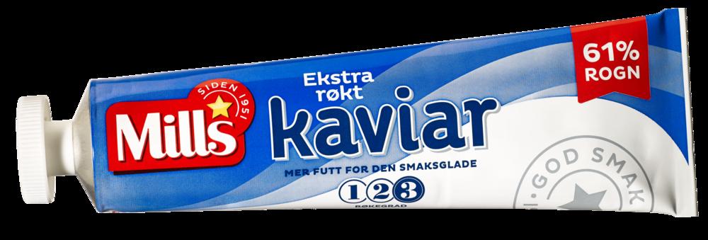 Mills Ekstra Røkt Kaviar 185g