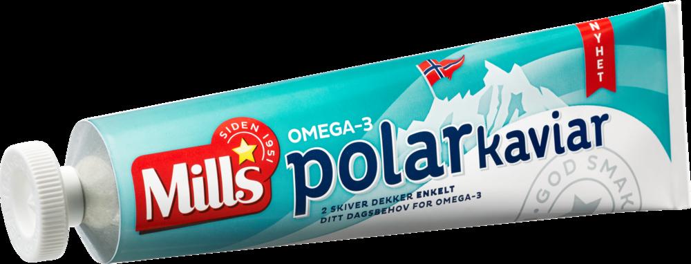 Mills Polarkaviar 180 g