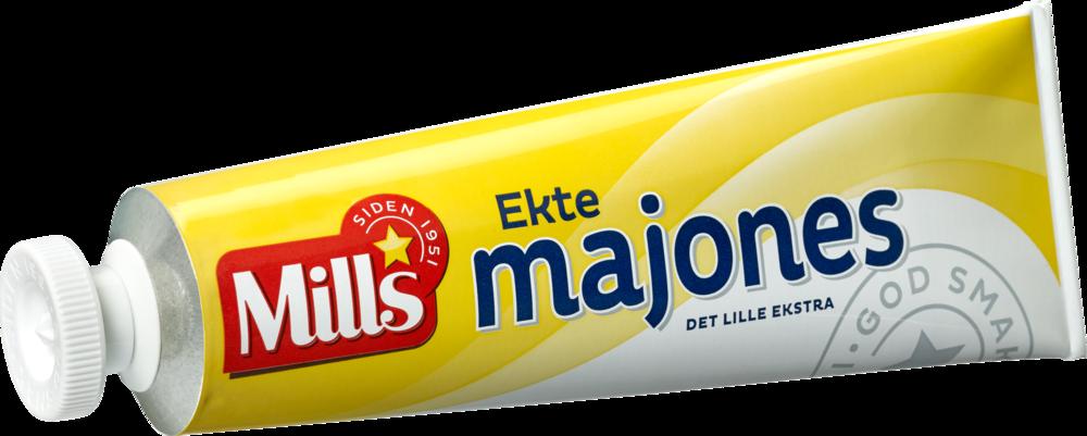 Mills Ekte majones 215 g