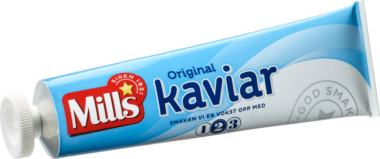 Mills original kaviar 185g