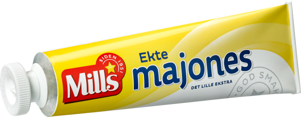 Mills Ekte Majones 160 g