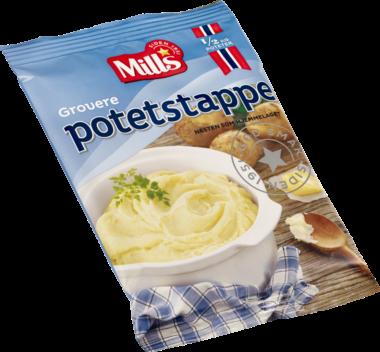Mills Potetstappe