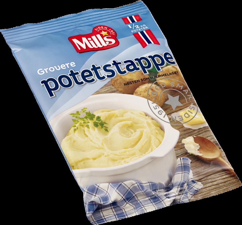 Mills Klassisk Potetstappe 36×90 g