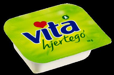 Vita hjertego' margarin 10g kuvert