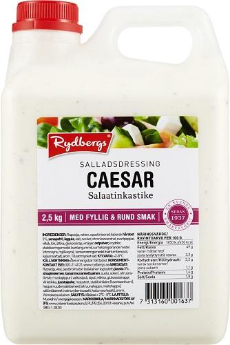 Rydbergs Caesardressing 2,5 ltr.