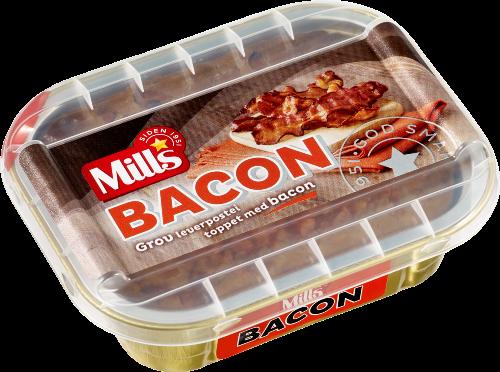 Mills Ovnsbakt Baconpostei 8×185 g