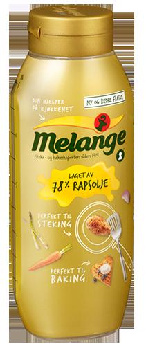 Flytende Melange 9 x 520 g