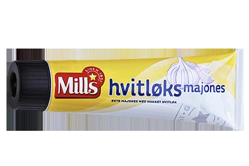 Mills Hvitløksmajones 10×100 g