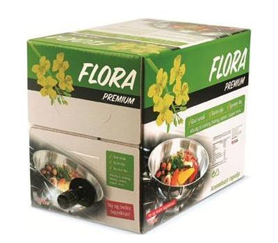 Flora Premium 10 l Bag in box – Allergenfri