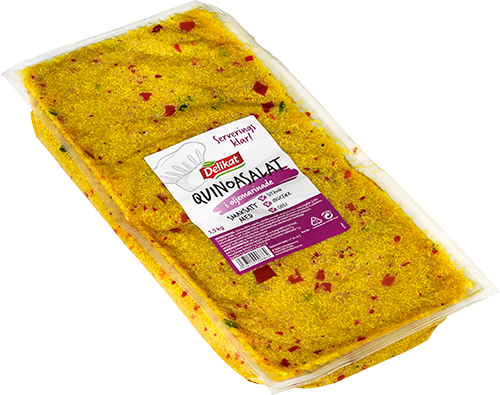 Delikat Quinoasalat 3×1,5 kg